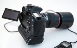 Macro Photography Set Up